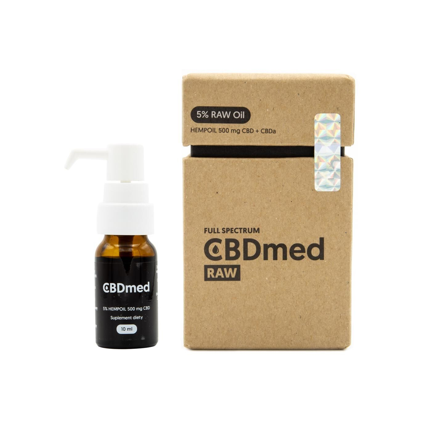 Hemp oil 5% CBD